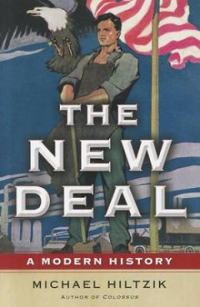 The New Deal av Michael Hiltzik (Innbundet)
