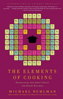 The Elements of Cooking av Michael Ruhlman (Heftet)