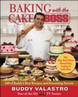 Baking with the Cake Boss av Buddy Valastro (Innbundet)