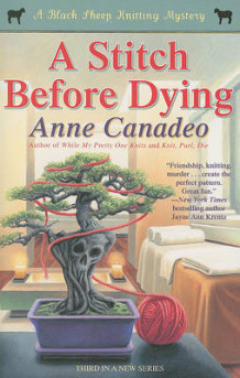 A Stitch Before Dying av Anne Canadeo (Heftet)