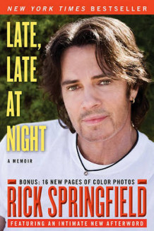 Late, Late at Night av Rick Springfield (Heftet)