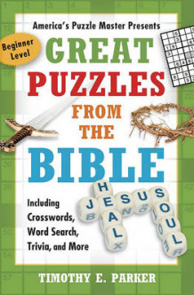 Great Puzzles from the Bible av Timothy E. Parker (Heftet)