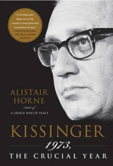 Kissinger av Sir Alistair Horne (Heftet)