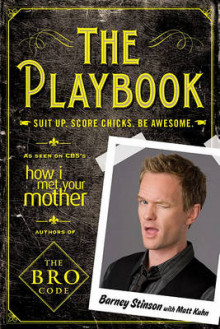 The Playbook av Barney Stinson og Matt Kuhn (Heftet)