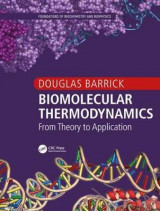 Omslag - Biomolecular Thermodynamics