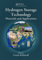 Omslag - Hydrogen Storage Technology
