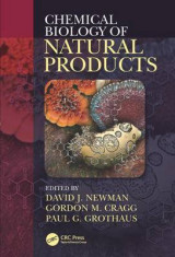 Omslag - Chemical Biology of Natural Products