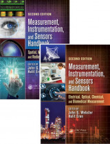 Omslag - Measurement, Instrumentation, and Sensors Handbook