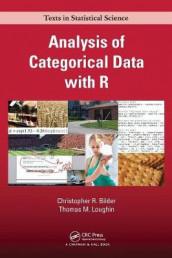 Analysis of Categorical Data with R av Christopher R. Bilder og Thomas M. Loughin (Innbundet)