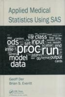 Applied Medical Statistics Using SAS av Geoff Der og Brian S. Everitt (Innbundet)