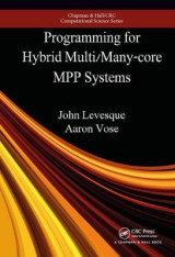 Omslag - Programming for Hybrid Multi/Many-Core MPP Systems