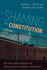 Omslag - Shaming the Constitution