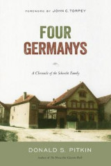 Omslag - Four Germanys: A Chronicle of the Schorcht Family