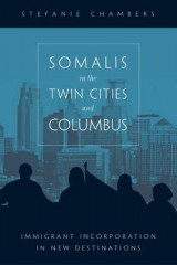 Omslag - Somalis in the Twin Cities and Columbus