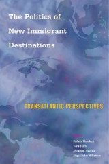 Omslag - The Politics of New Immigrant Destinations