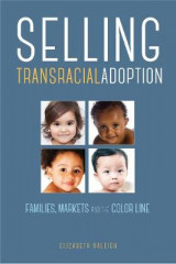 Omslag - Selling Transracial Adoption