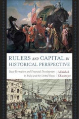 Omslag - Rulers and Capital in Historical Perspective