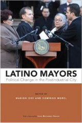 Omslag - Latino Mayors