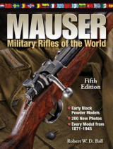 Omslag - Mauser Military Rifles of the World