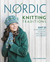 Omslag - Nordic knitting traditions