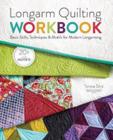 Omslag - Longarm Quilting Workbook
