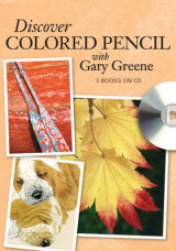 Omslag - Discover Colored Pencil with Gary Greene