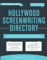 Omslag - Hollywood Screenwriting Directory Spring/Summer