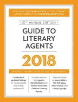 Omslag - Guide to Literary Agents 2018