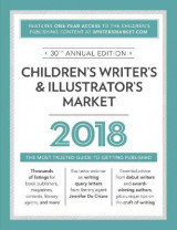 Omslag - Children's Writer's & Illustrator's Market 2018