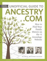 Omslag - Unofficial Guide to Ancestry.com