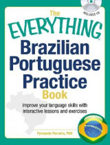 Omslag - The Everything Brazilian Portuguese Practice Book