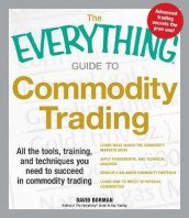 The Everything Guide to Commodity Trading av David Borman (Heftet)