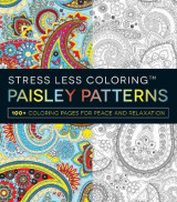 Omslag - Stress Less Coloring: Paisley Patterns