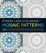 Omslag - Stress Less Coloring - Mosaic Patterns