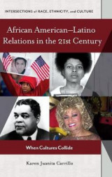 Omslag - African American-Latino Relations in the 21st Century