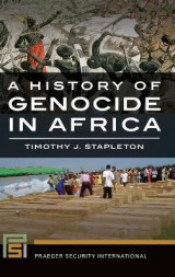 Omslag - A History of Genocide in Africa