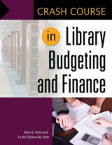 Omslag - Crash Course in Library Budgeting and Finance