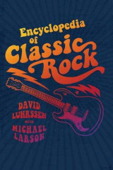 Omslag - Encyclopedia of Classic Rock