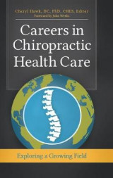 Omslag - Careers in Chiropractic Health Care