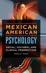 Omslag - Mexican American Psychology