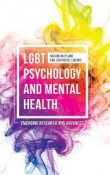 Omslag - LGBT Psychology and Mental Health