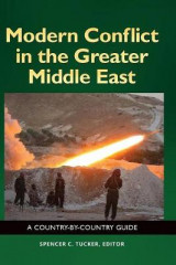 Omslag - Modern Conflict in the Greater Middle East