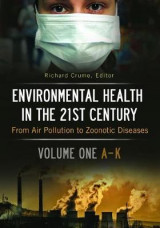Omslag - Environmental Health in the 21st Century [2 volumes]