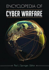 Omslag - Encyclopedia of Cyber Warfare