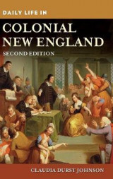Omslag - Daily Life in Colonial New England