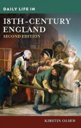 Omslag - Daily Life in 18th-Century England