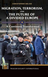 Omslag - Migration, Terrorism and the Future of a Divided Europe