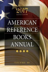 Omslag - American Reference Books Annual
