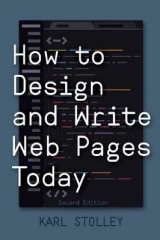 Omslag - How to Design and Write Web Pages Today