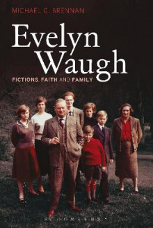 Evelyn Waugh av Michael G. Brennan (Heftet)